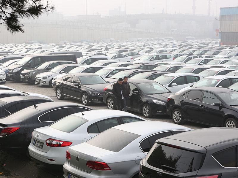 Kırşehir Çiçekdağı Belediyesinden 17 Adet Araç Satışa Çıkarıldı