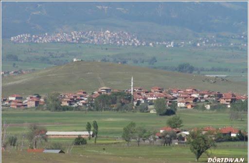 Bolu Dörtdivan'da Konut İmarlı Arsa Satışı Yapılacak