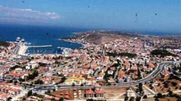 İzmir Çeşme'de 2 Adet Konut İmarlı Arsa ve 1 Adet Trol Teknesi Satışı