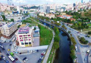 İstanbul Kağıthane'de Konut İmarlı Arsa Satılacak