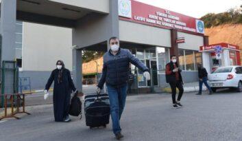 Kayseri'de Karantinaya Uymayanlar Yurtlara Yerleştirilecek