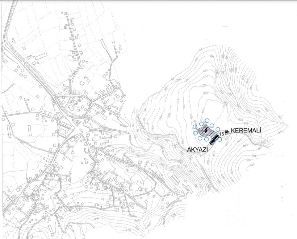 Sakarya Akyazı'ya Hidroelektrik Santrali Kurulacak