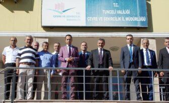 Tunceli'de 10 Adet Satılık 2 Adet Kiralık Arsa İhalesi