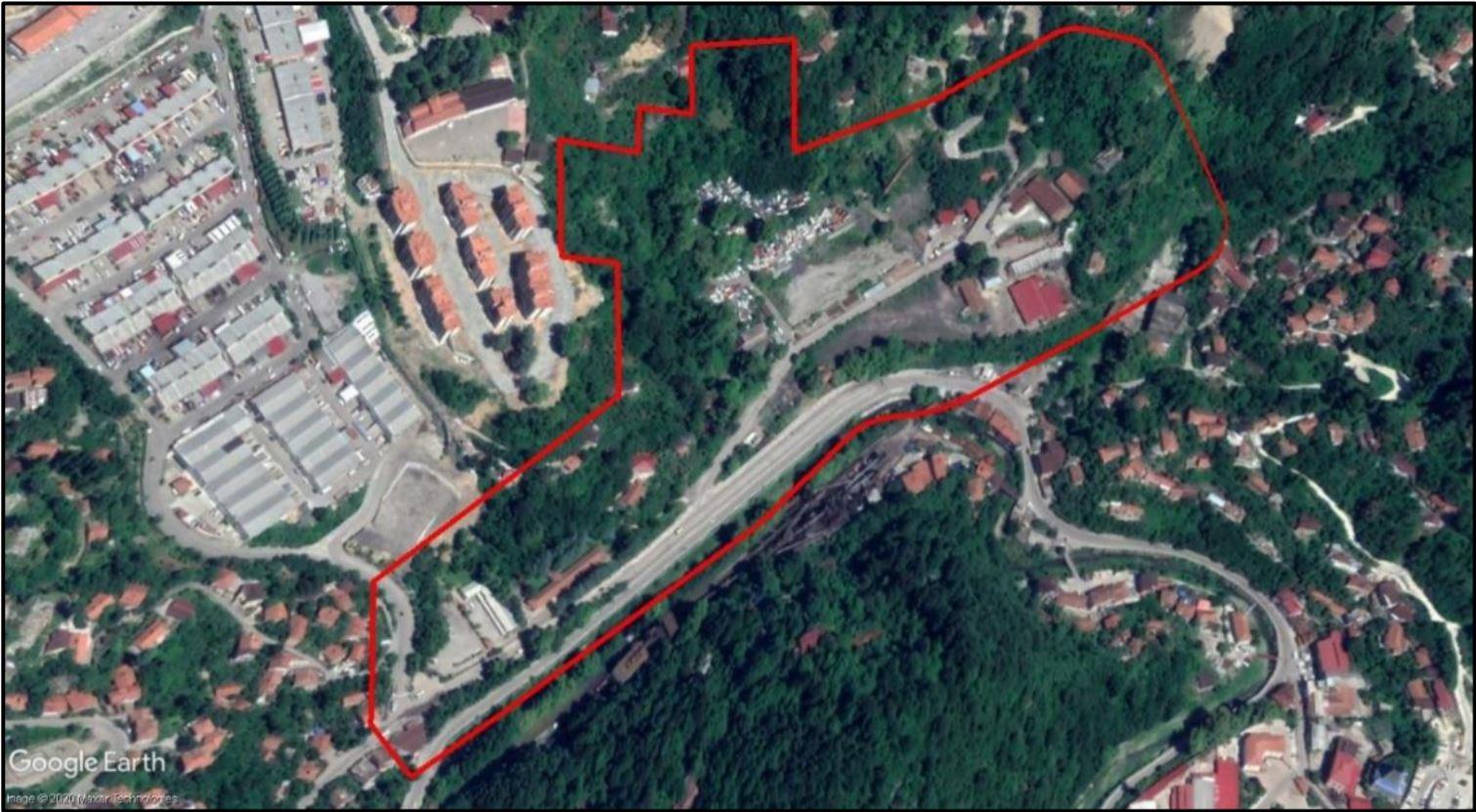 Zonguldak 1/25.000 Ölçekli Çevre Düzeni Planı Değişikliği