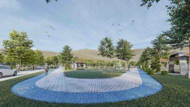 Aksaray Kalanlar Mahallesi'nde Millet Bahçesi Yapımına Başlanıyor