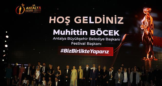 Antalya Altın Portakal Film Festivali Ödül Töreni