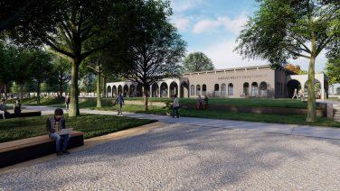 TOKİ Diyarbakır Bağlar İlçesinde Millet Bahçesi Yapılıyor
