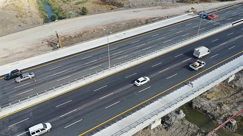 Ankara Sincan  (OSB)-Yenikent Sanayi Sitesi Arası Trafiğe Açıldı