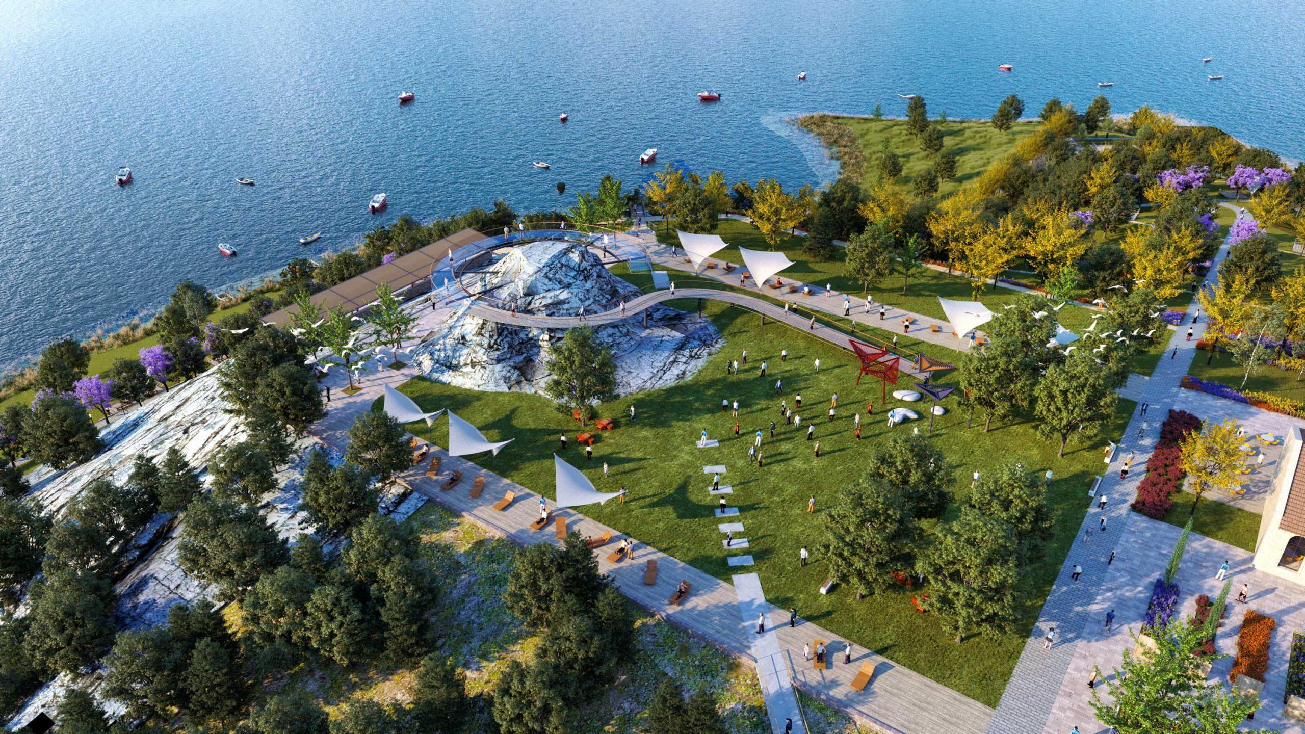 Yozgat Millet Bahçesi Yapımına Başlanıyor