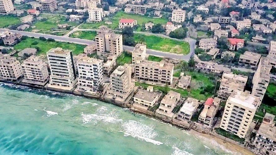 Kıbrıs Kapalı Maraş Kıyı Şeridini Açıyor