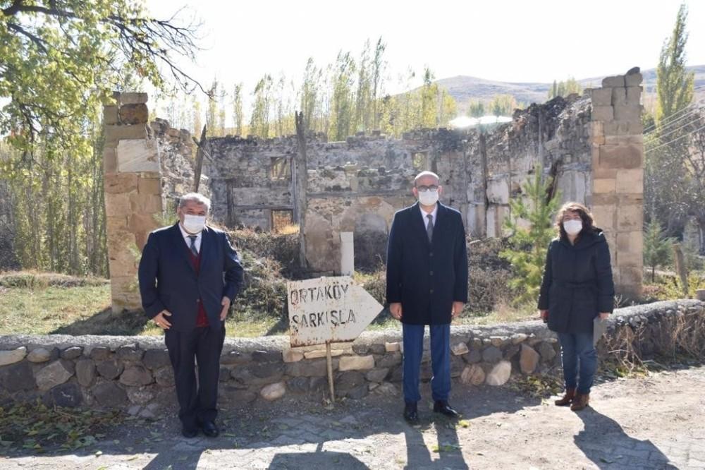 500 Yıllık Caminin Restorasyonu Başladı