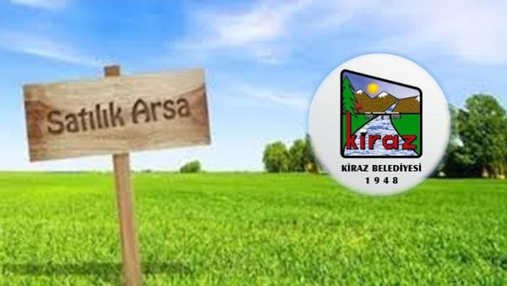 İzmir Kiraz Belediyesince 48 Adet Taşınmaz Satılacak