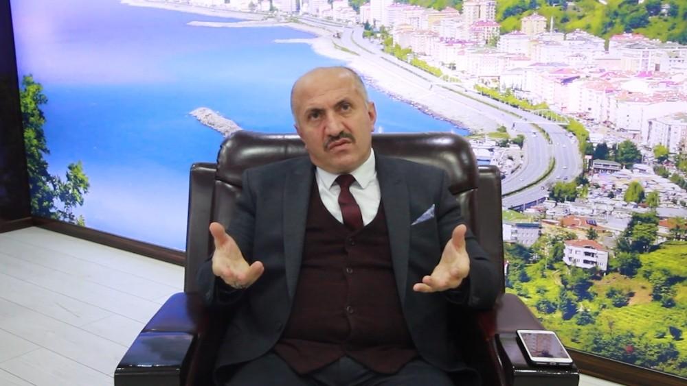 Çayeli Belediye Başkanı Ağabeyini Belediye İmar Müdürü Yaptı