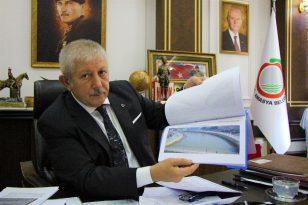 Amasya'da tarihi proje: Yeşilırmak yemyeşil akacak