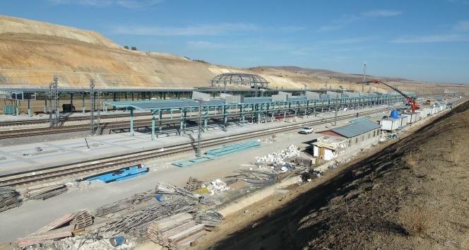 Ankara-Yozgat-Sivas Tren İstasyonları Yapım Çalışmaları Son Durum!