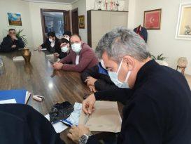 Avşa'da Roman Vatandaşlar İçin Prefabrik Ev