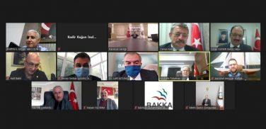 Batı Karadeniz Kalkınma Ajansı Kasım Toplantısı Yapıldı