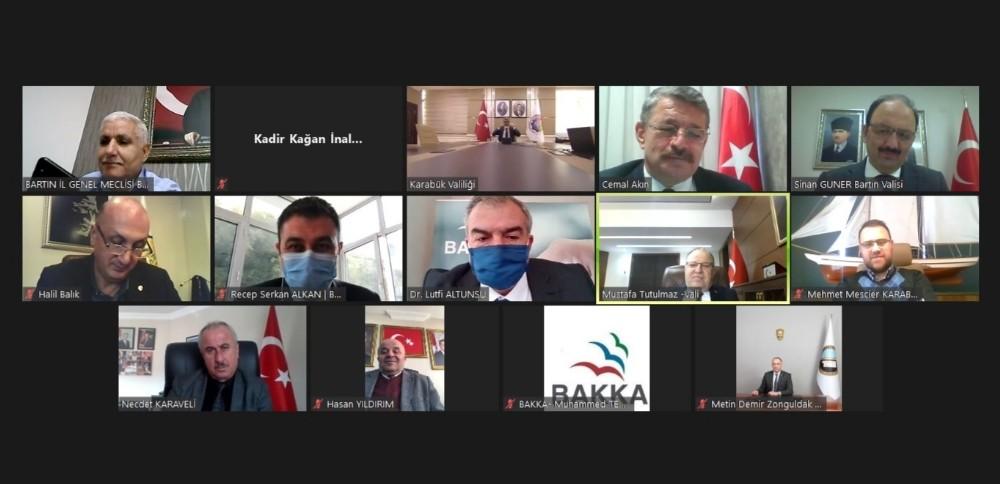 BAKKA Kasım Ayı Yönetim Kurulu Toplantısı yapıldı
