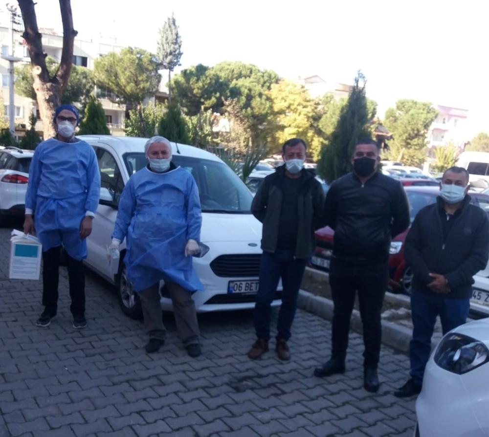 Turgutlu Belediye Başkanından Personele Teşekkür
