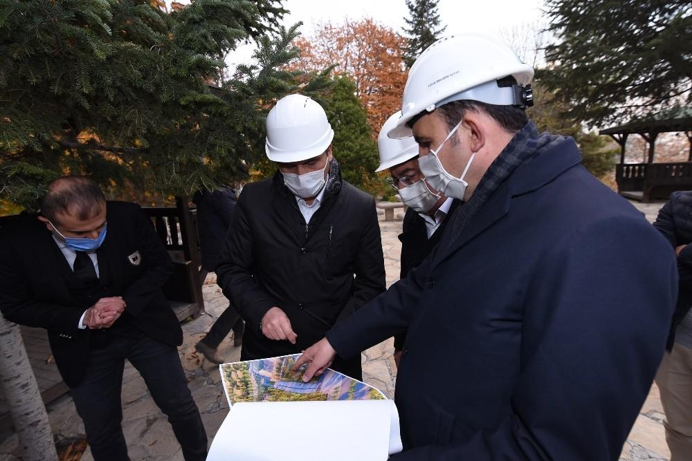 """Başkan Altay: """"Meram'ın marka değerine katkı sağlıyoruz"""""""