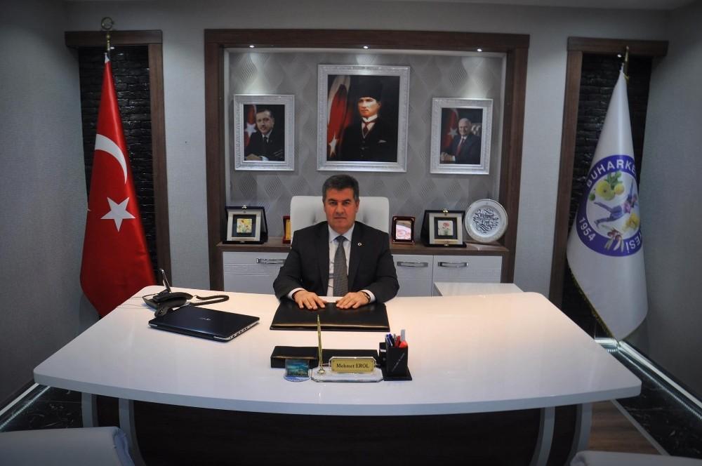 Aydın Buharkent Belediye Başkanı Karantinaya Alındı