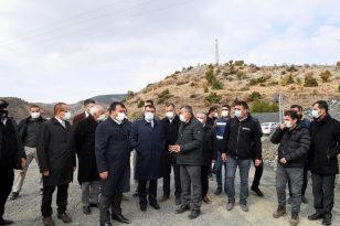 Malatya Büyükşehir Belediye Başkanı Personellerle Bir Araya Geldi