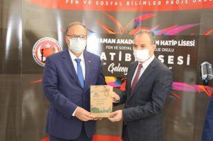Başkan Kılınç'tan 5 bin öğretmene kitap hediye etti
