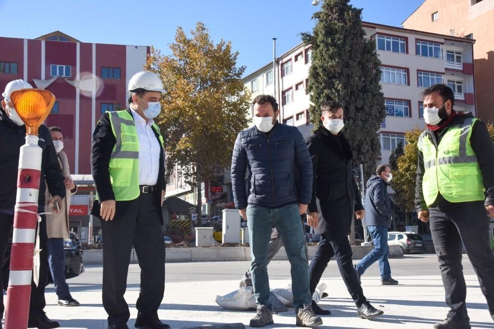 Bilecik Atatürk Parkı 5 Aralıkta Açılıyor