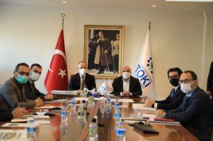 Başkan Zorluoğlu Trabzon için Ankara'da temaslarda bulundu