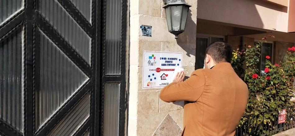 Bucak Belediyesi'nden korona virüs tedbirleri