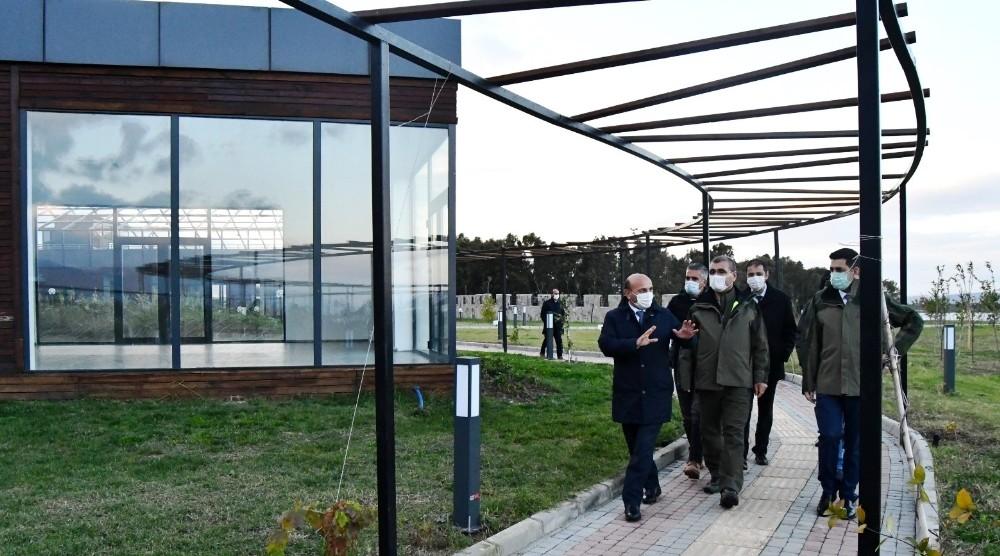 """Bulut: """"Hersek Lagünündeki projeler Türkiye'ye örnektir"""""""