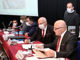 Erzurum'un Bütçesi Oy Birliğiyle Kabul Edildi
