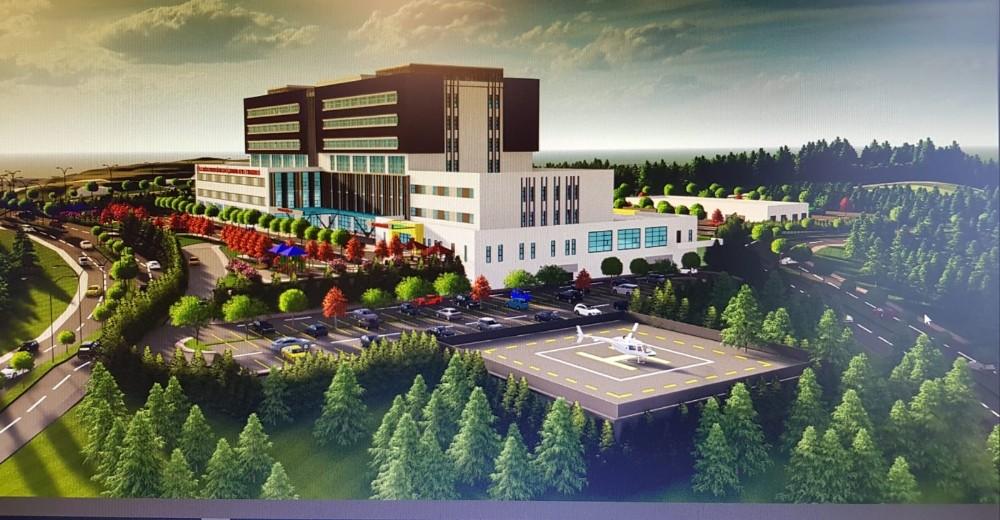 Çayırova Devlet Hastanesi'nin inşaatı Haziran'da başlıyor