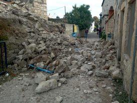 Çeşme'de deprem kesin hasar tespit listeleri askıya çıktı
