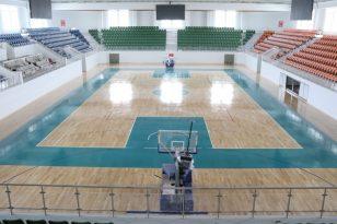 Kocaeli Darıca Spor Salonu Tamamlandı