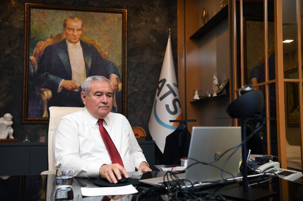 """Davut Çetin: """"Aşı başarılı olursa gelecek yıl ekonomi ve turizm iyi gidecek"""""""