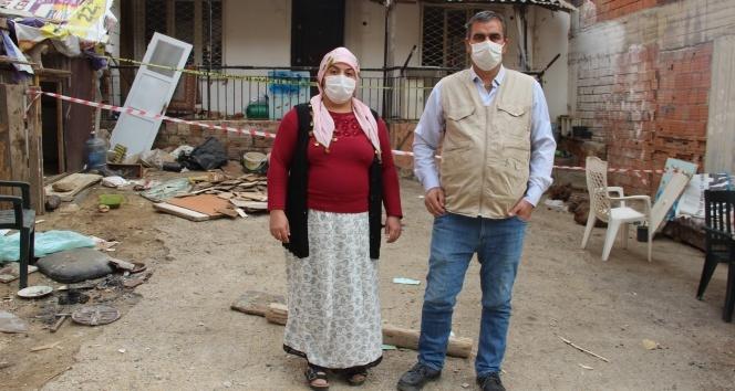 """""""Deprem Kurnazlığı"""" İddiasına Ev Sahibinden Yalanlama"""