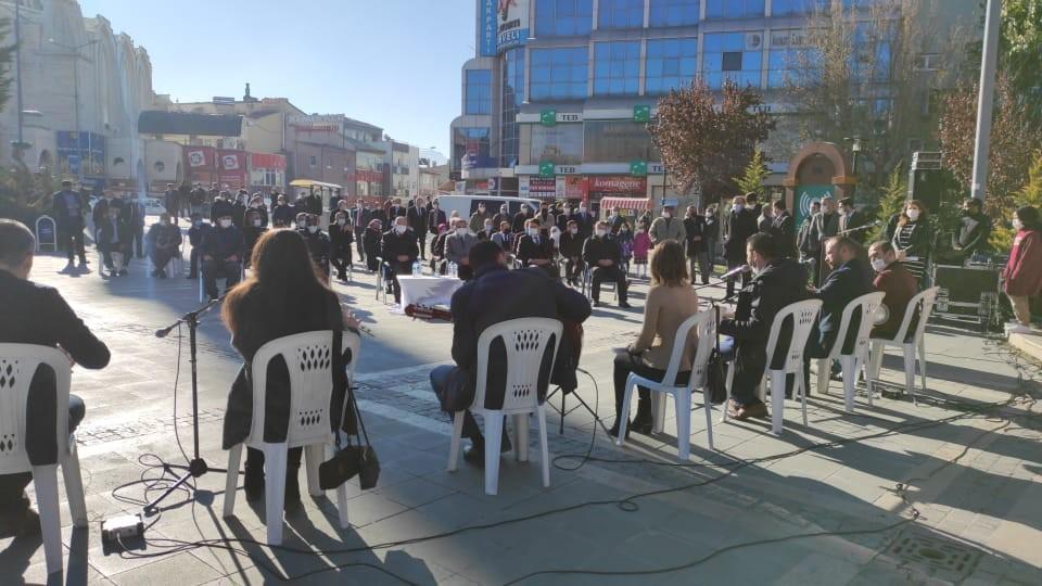 Develi'de Öğretmenler Günü etkinliği