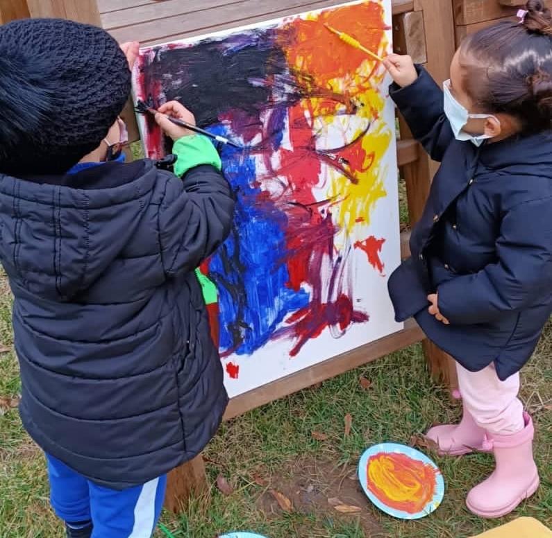"""Ordu'nun Ünyeli Öğrenciler """"Seven Colors Of Art"""" Projesinde"""