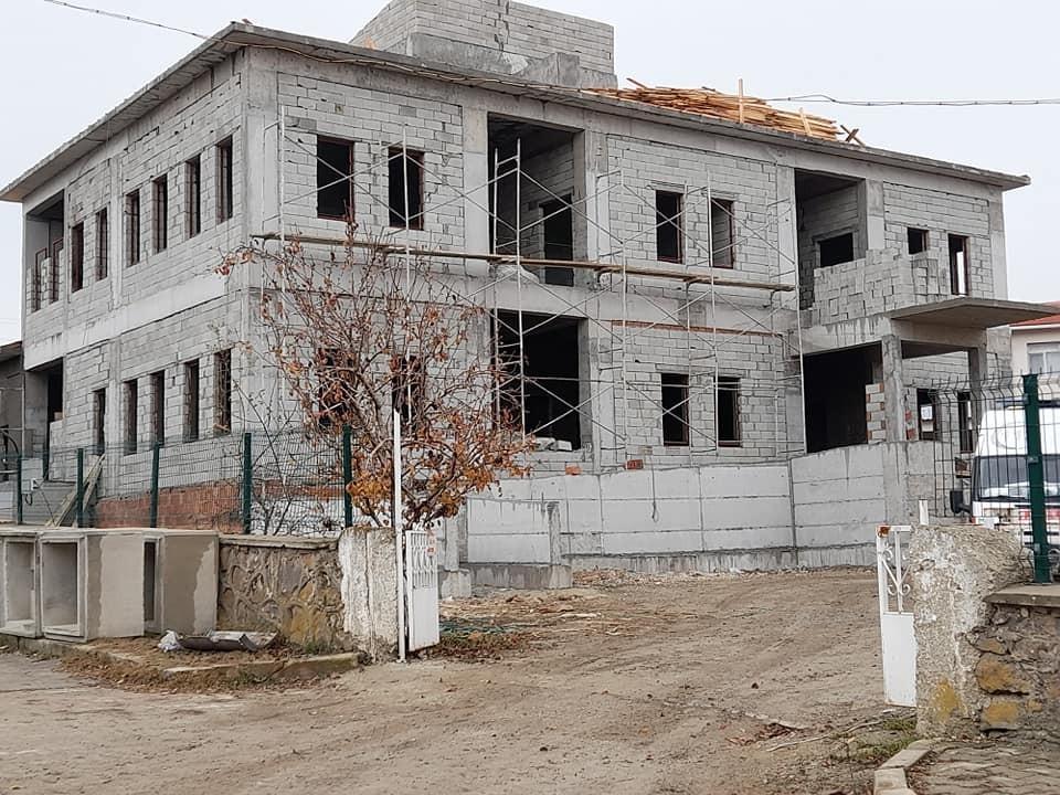 Dumlupınar'da modern sağlık tesisi yapımı