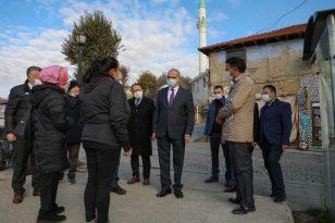 Düzce'de tescilli evler restore edilecek