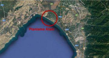 Hatay Erzin'de Liman Amaçlı İmar Planı Askıya Çıkarıldı