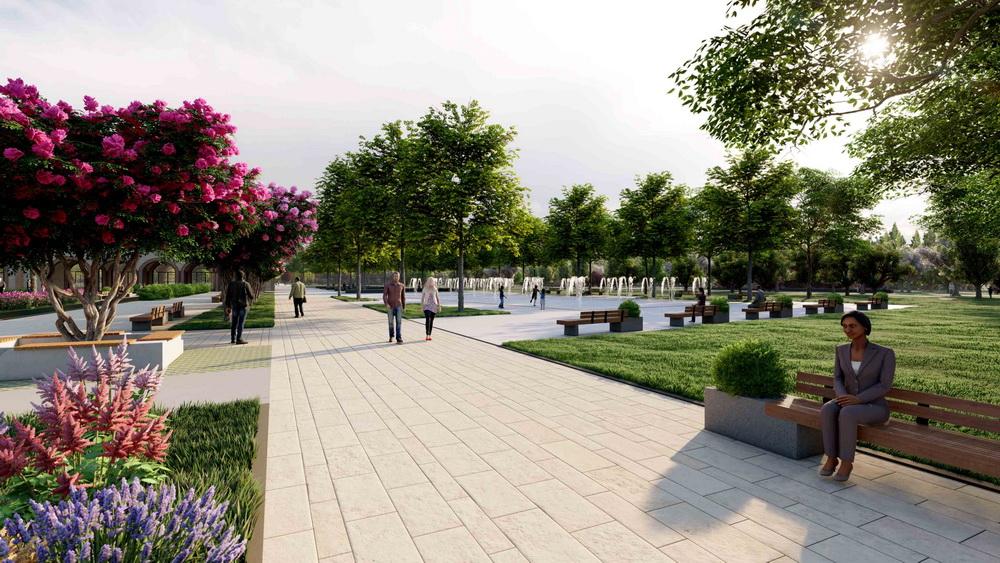 Şanlıurfa'da Haliliye Ve Eyyübiye İlçelerine Millet Bahçesi Yapılacak