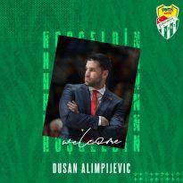 Frutti Extra Bursaspor'un yeni başantrenörü Dusan Alimpijevic oldu