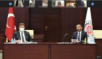 GTO kasım ayı meclis toplantısı genişletilmiş olarak yapıldı