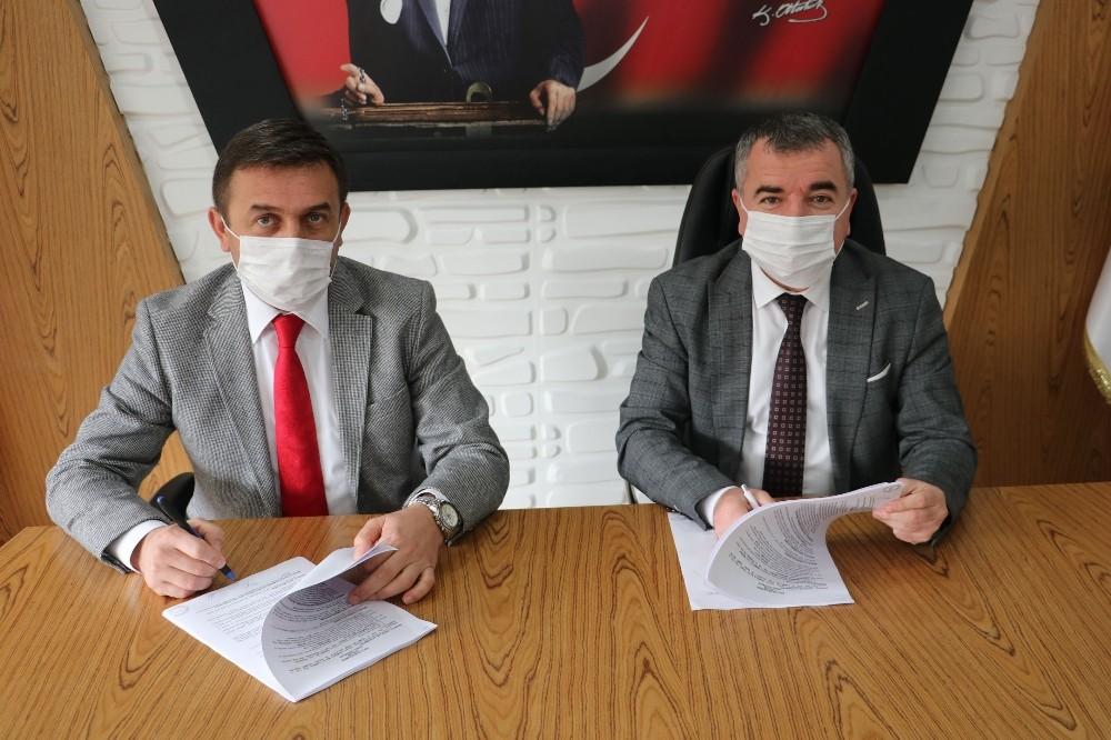 Havza'da belediye işçilerine yüzde 45 zam