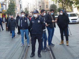 İstanbul'da Koronavirüs Denetimi
