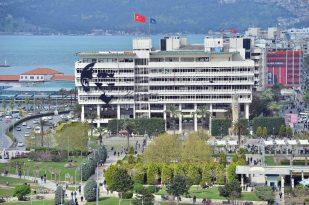 İzmir Büyükşehir Belediye Binası İçin Yıkım Kararı