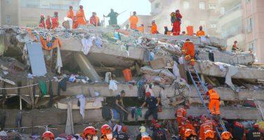 İzmir'de Deprem Sonrası Son Durum!