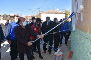 """Kırıkkale'de """"En Güzel Köy Benim Köyüm"""" projesi"""